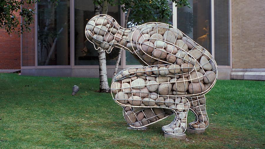 Celeste roberge sculpture